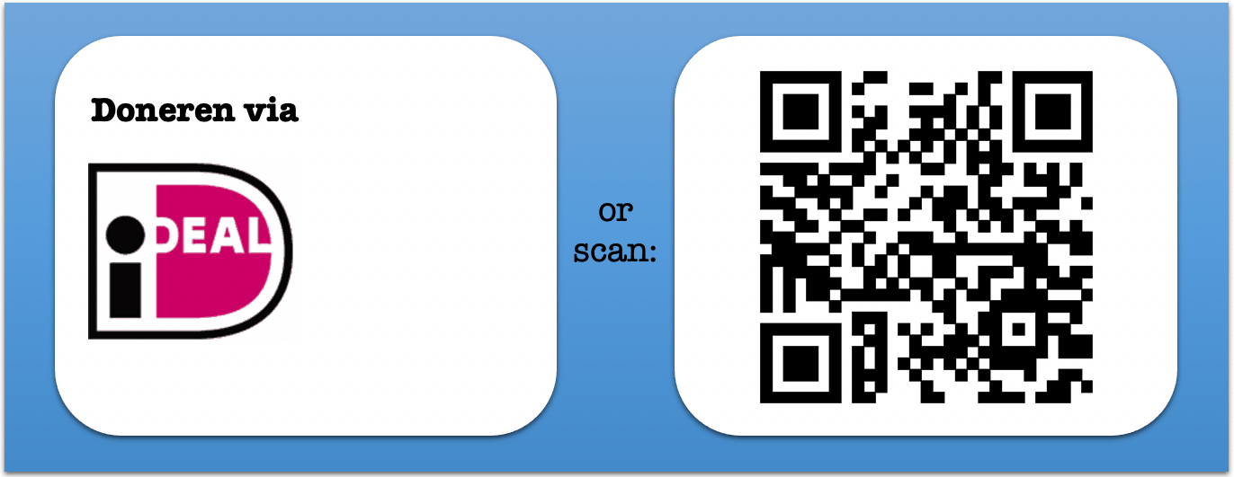 QR and link iDeal Concertgemaal